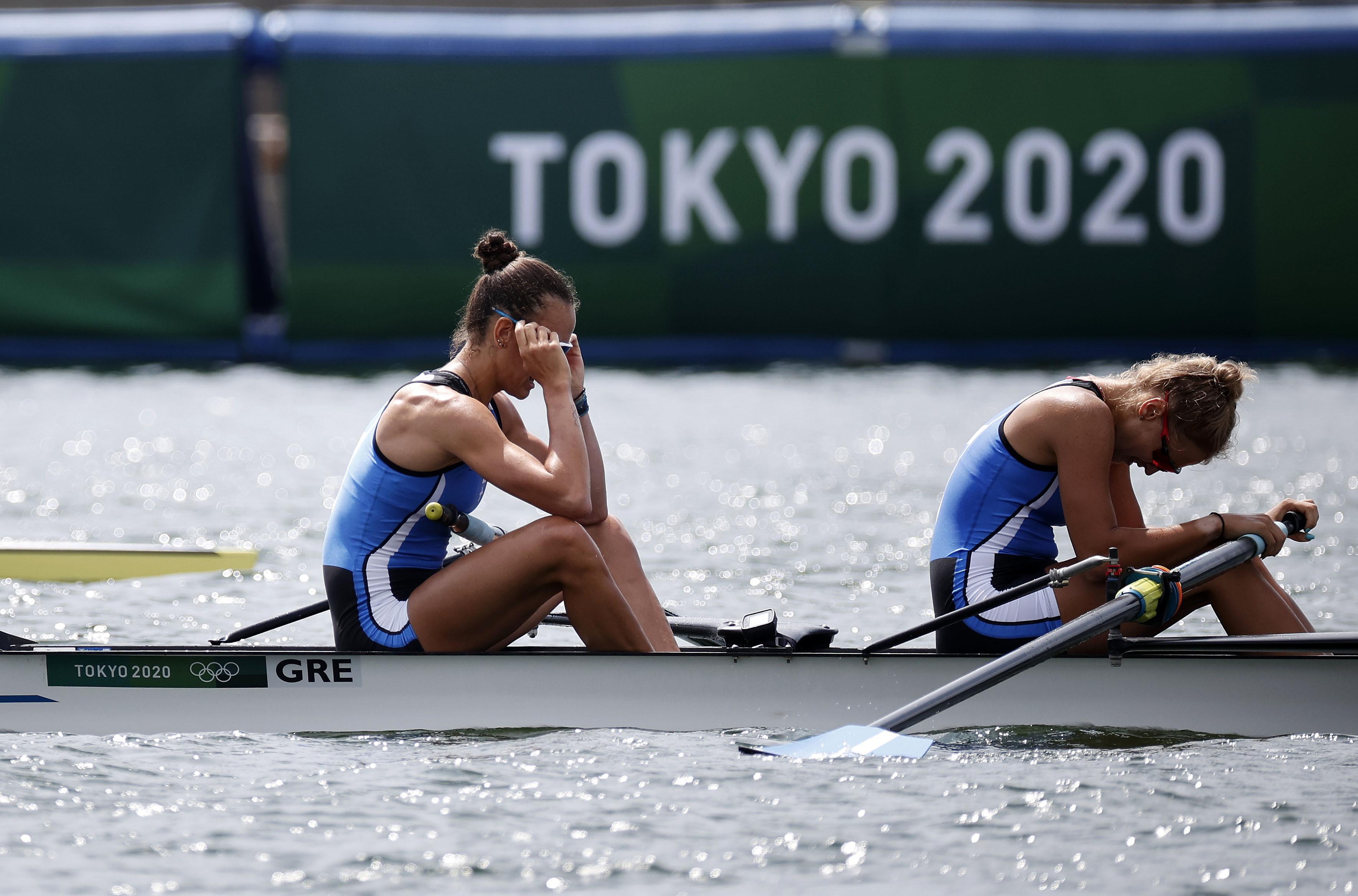 Ολυμπιακοί Αγώνες: Εκτός βάθρου Κυρίδου-Μπούρμπου (video)