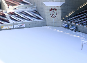 Ισχυρές χιονοπτώσεις στη Λάρισα