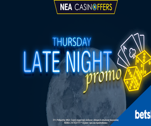 Thursday Late Night Promo