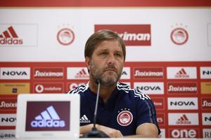 Μαρτίνς: «Ο Ολυμπιακός είναι πολύ μεγάλη ομάδα, ανταποκρίνεται σε κάθε δυσκολία»