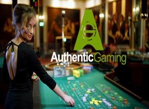 H Authentic Live έφτασε στο Live Casino του Pamestoixima.gr!