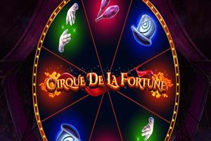 Το Cirque De La Fortune στο καζίνο τηςVistabet