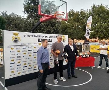 Με λάμψη αστέρων έπεσε η αυλαία στο 1st Interwetten FIBA 3x3 Greece Tour, στον τελευταίο σταθμό στη Βάρκιζα