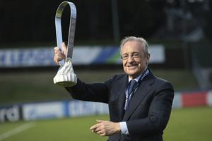 Ρεάλ Μαδρίτης: Σε ανοιχτή κόντρα με τον πρόεδρο της La Liga