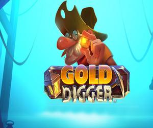 Το εντυπωσιακό Gold Digger στο καζίνο της Vistabet