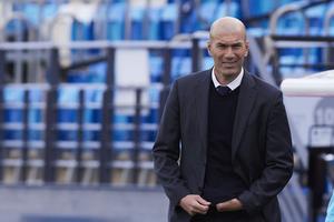 Επίσημο: Τέλος ο Ζιντάν από την Ρεάλ Μαδρίτης