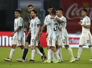 Ανεβαίνει η Κολομβία, να μείνει κοντά στην 1η θέση η Αργεντινή