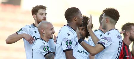 Λίνκολν Ρεντ Ιμπς - ΠΑΟΚ 0-2: Σοβαρός και νικητής στο Γιβραλτάρ (video)