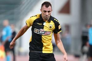 Κρίστιτσιτς: «Δεν έπαιζα με την ΑΕΚ για να βλέπω Ερυθρό Αστέρα!»
