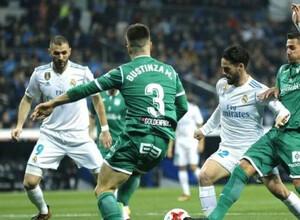 Λεγκανές - Ρεάλ Μαδρίτης με αμέτρητα στοιχήματα στην Sportingbet!