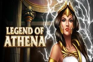Legend of Athena: Περιπέτεια στην Αρχαία Αθήνα από την Red Tiger Gaming