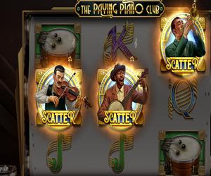 The Paying Piano Club: Φρουτάκι με πολλαπλές λειτουργίες και πολλαπλασιαστές!