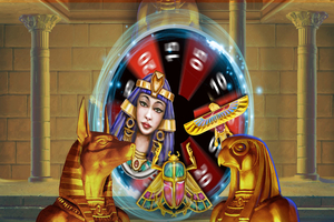 Τυχερός Δωροτροχός* στο Pyramid: Quest for Immortality! (*Ισχύουν όροι & προϋποθέσεις)