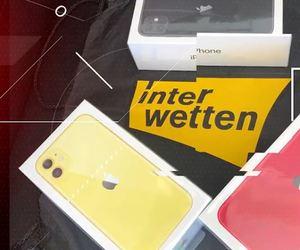 Μεγάλος διαγωνισμός της Interwetten με δώρο τρία iPhone 11!