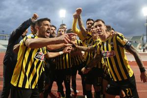 Super League Interwetten: Πέρασε από τον Βόλο και ανέβηκε κορυφή η ΑΕΚ (video)