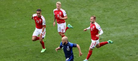 Δανία - Φινλανδία: Συνεχίζεται το ματς στις 21.30