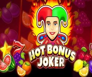 Hot Bonus Joker: Νέο slot με εντυπωσιακές λειτουργίες και πολλαπλασιαστές από την Inspired Gaming!
