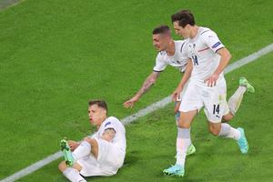 Βέλγιο-Ιταλία 1-2: Μεγάλη νίκη και στα ημιτελικά η «Σκουάντρα Ατζούρα»