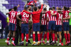 Λα Λίγκα: Πρωταθλήτρια Ισπανίας η Ατλέτικο Μαδρίτης! (video)
