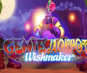 Genie Jackpots Wishmaker: Μαγικό φρουτάκι από την Blueprint Gaming!