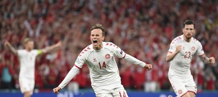 Ρωσία-Δανία 1-4: Πάρτι πρόκρισης των Δανών στο Πάρκεν