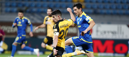 Super League Interwetten: Πέρασε από την Τρίπολη η ΑΕΚ (video)