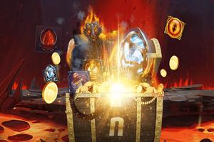 Dragon's Fire Infini Reels: Περιπέτεια καζίνο στη Novibet