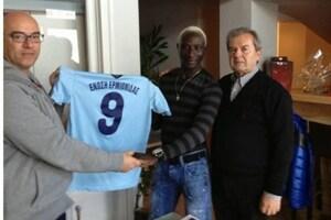 Ογκουνσότο: «Να βοηθήσω την ΑΕ Ερμιονίδας να ανέβει στη Football League» (video)