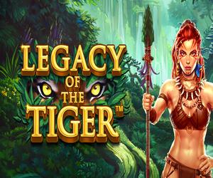 Νέο σούπερ παιχνίδι στο καζίνο: Mega Fire Blaze Legacy of the Tiger!