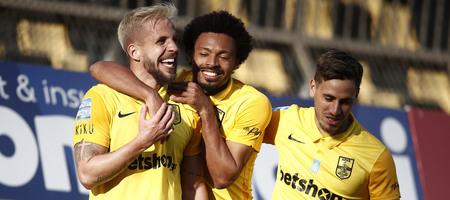 Super League Interwetten: Τριάρα με γκολάρες ο Άρης (video)