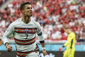 Πρώτος σκόρερ στην ιστορία του Euro ο Ρονάλντο!