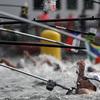 Ολυμπιακοί Αγώνες: Μεγάλη εμφάνιση από τον Κυνηγάκη, 5ος στα 10 χιλιόμετρα κολύμβησης (video)