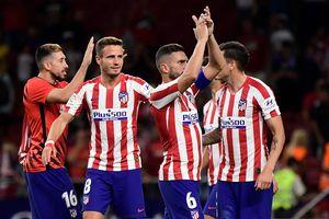 Ατλέτικο Μαδρίτης: Δύο παίκτες της θετικοί στον κορωνοϊό
