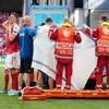 Σοκ στο Δανία-Φινλανδία: Κατέρρευσε ο Έρικσεν, διακόπηκε το παιχνίδι (pics)