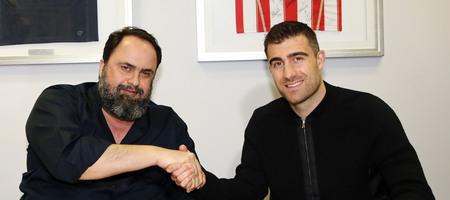Μαρινάκης για Σωκράτη: «Πρέπει στην Ελλάδα να σεβόμαστε αξίες και ποδοσφαιριστές»