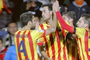 Κύπελλο Ισπανίας: «Καθάρισε» η Μπαρτσελόνα, προβάδισμα για Σεβίλλη και Μπέτις