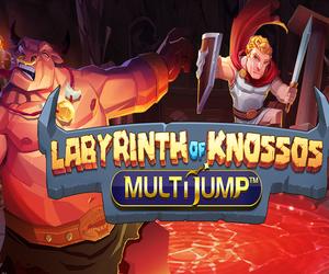 Labyrinth of Knossos Multijump: Ταξίδι στο παλάτι του Μίνωα από την Yggdrasil!