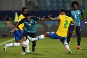 Copa America: Ισόπαλη Βραζιλία και πρόκριση για Εκουαδορ, στην δεύτερη θέση το Περού