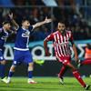 Super League Interwetten: Κορυφή με Ελ Αραμπί ο Ολυμπιακός, τριάρα με Γιαννίκη η ΑΕΚ (video)