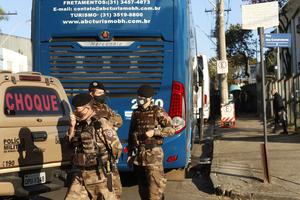 Άγριο ξύλο στο Ατλέτικο Μινέιρο – Μπόκα Τζούνιορς, συνελήφθησαν παίκτες των Αργεντινών (video)