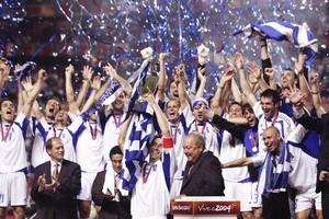 Euro 2004: Το ποδοσφαιρικό έπος της Ελλάδας