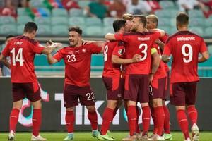 Ελβετία - Τουρκία 3-1: Έκανε το καθήκον της με ηγέτη τον Σακίρι και περιμένει η Ελβετία