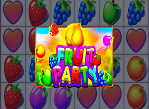 Το εκπληκτικό Fruit Party στο καζίνο της Vistabet