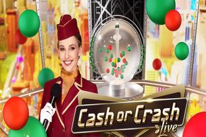 Το Cash Or Crash ήρθε στο Live Casino της Stoiximan, τα Lucky Rounds συνεχίζονται κάθε μέρα!