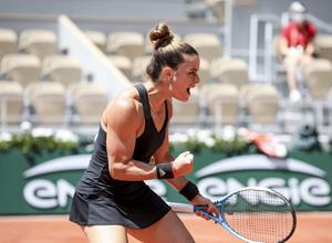 Roland Garros: Λύγισε η Σάκκαρη μετά από 3 ώρες και 18 λεπτά!