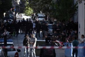 Οπαδοί του ΠΑΟΚ στην Αθήνα, απαγόρευση των συναθροίσεων από την αστυνομία (video)