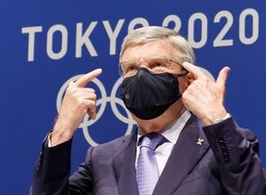 Μπαχ: «Η ακύρωση της Ολυμπιάδας δεν ήταν ποτέ επιλογή»