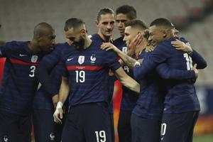 Φιλικές νίκες για Γαλλία και Αγγλία, «καμπανάκια» για Γερμανία και Ολλανδία (videos)