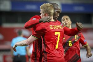 Μ' όλα τα αστέρια του στο Euro το Βέλγιο