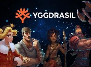 Η βραβευμένη Yggdrasil Gaming και τα «μυθικά»της slots στο casino του betshop.gr